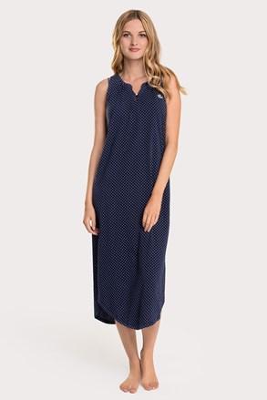 Жіноча нічна сорочка Ralph Lauren Navy Dot