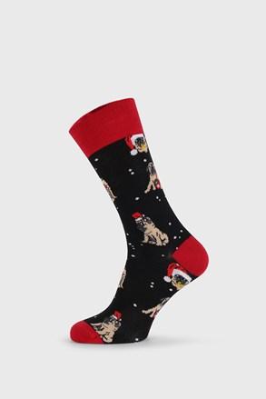 Різдвяні шкарпетки Pug