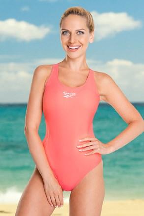 Жіночий суцільний купальник Reebok Lallie Coral