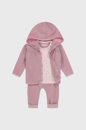 Комплект для дівчаток Babies Heart