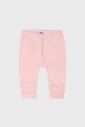 Штани для дівчаток Babies day рожеві