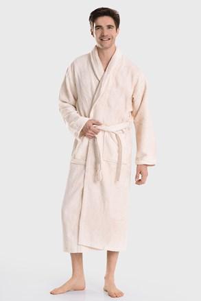 Чоловічий халат Classic Natural