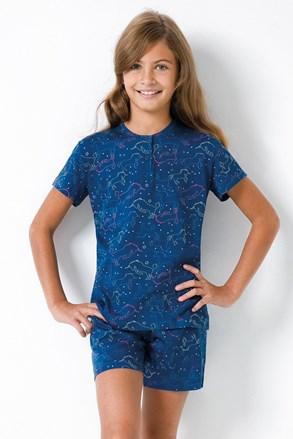 Піжама для дівчаток Unicorn синя II