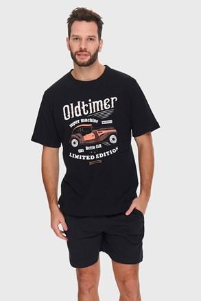Чорна піжама Oldtimer