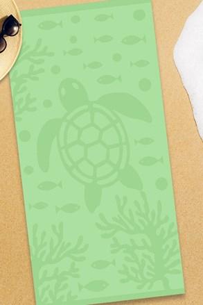 Пляжний рушник Green Tourtle