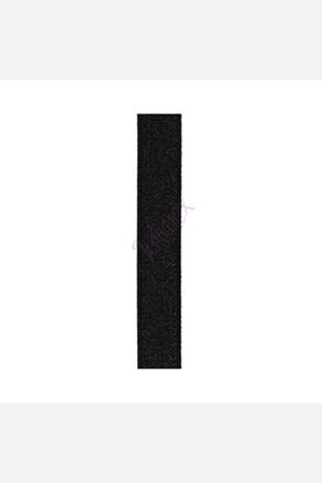 Текстильні бретельки 14 мм чорні