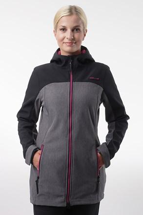 Жіноча чорна куртка LOAP Lyana