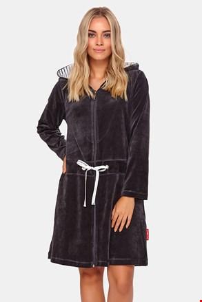 Жіночий халат для вагітних Merida Graphite