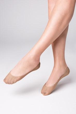 Низькі нейлонові шкарпетки до балеток