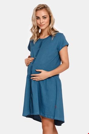 Сорочка для вагітних і для годуючих мам Tasca Blue