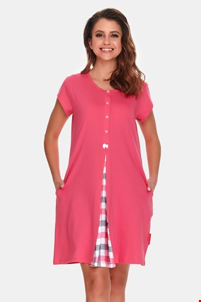 Сорочка для вагітних і для годуючих мам Arco Pink