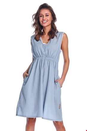 Сорочка для годуючих мам Corrine Blue