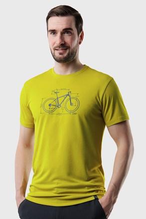 Світло-зелена футболка LOAP Mugs