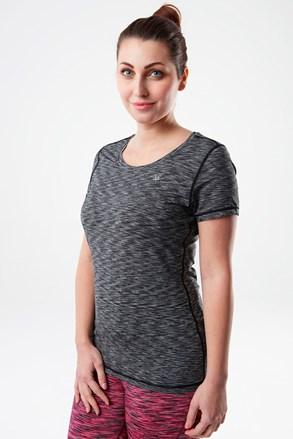 Жіноча футболка LOAP Marlie сіра