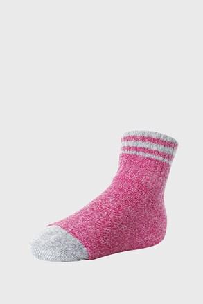 Дитячі шкарпетки Vic рожеві