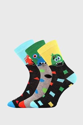 3 ПАРИ шкарпеток для хлопчиків Ufonek