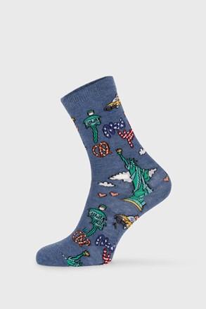 Жіночі шкарпетки Fun New York