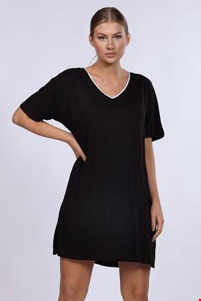 Жіноча нічна сорочка DKNY Black