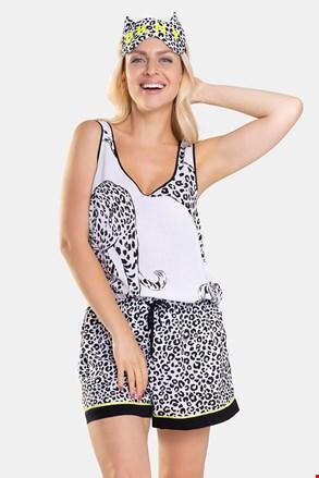 Жіноча піжама з маскою для сну DKNY Wild Side
