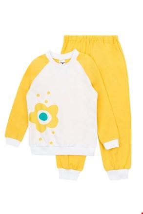 Піжама для дівчаток Flower Yellow
