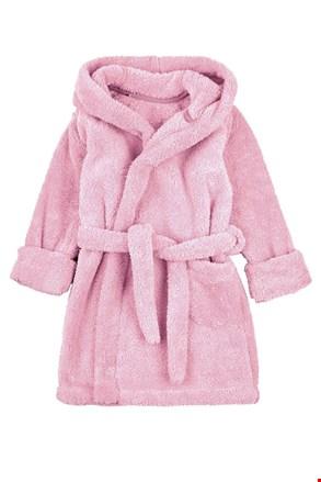 Халат для дівчаток рожевий
