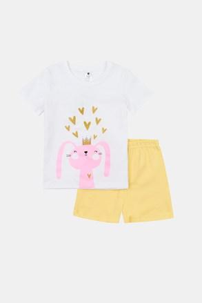 Сяюча піжама для дівчаток Rabbit