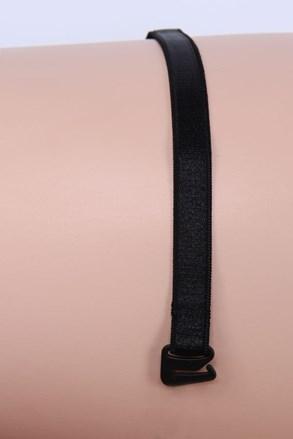 Текстильні бретельки 10 мм чорні
