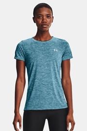 Блакитна спортивна футболка Under Armour Twist