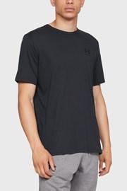 Чорна футболка Under Armour Sportstyle