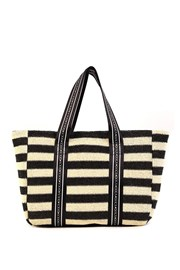 Жіноча пляжна сумка Elle чорна