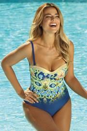 Жіночий суцільний купальник Lucia