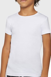 Бавовняна футболка для хлопчиків Simple