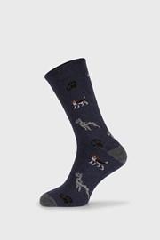 Сині шкарпетки Fantasy