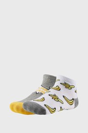 2 ПАРИ шкарпеток для хлопчиків Bananas
