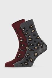 2 ПАРИ жіночих шкарпеток Cheetah