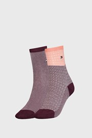 2 ПАРИ жіночих шкарпеток Tommy Hilfiger Argyle II