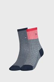2 ПАРИ жіночих шкарпеток Tommy Hilfiger Argyle III