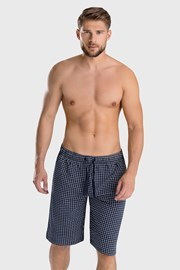 Сині піжамні шорти Enzo