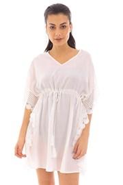 Пляжна сукня Angela біла