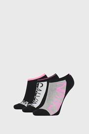 3 ПАРИ жіночих шкарпеток Calvin Klein Nola чорні