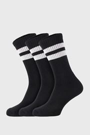 3 ПАРИ чорних шкарпеток Active
