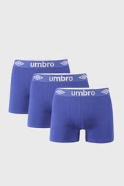 3 ШТ синіх боксерок Umbro BIO