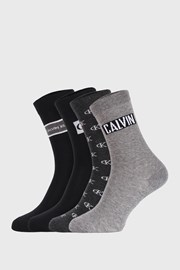 4 ПАРИ жіночих шкарпеток Calvin Klein Bronx I