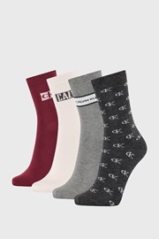 4 ПАРИ жіночих шкарпеток Calvin Klein Bronx II