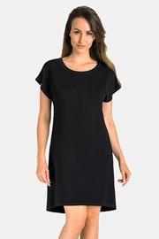 Жіноча нічна сорочка Black