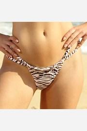 Нижня частина купальника Zebra Thick Strap