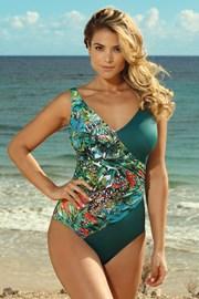 Жіночий суцільний купальник Savannah Tropical