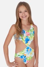 Суцільний купальник для дівчаток Tropical