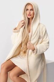 Жіночий теплий халат Lady