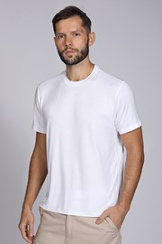 Мужская футболка BLACKSPADE Silver микромодаль